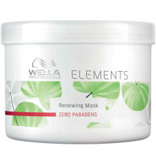 Wella Professionals Elements - Máscara Reparadora 500g