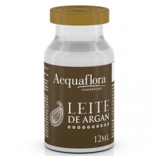 Acquaflora Ampola Leite de Argan 12ml