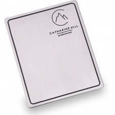 Catharine Hill Placa de Inox 18g 1